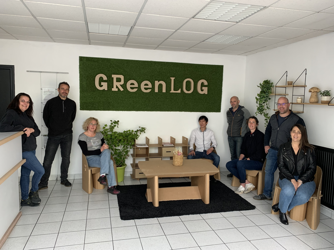 Formation GreenLog Logistique éco-responsable